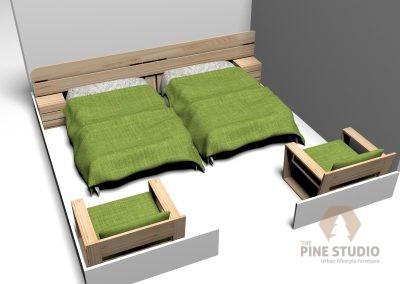Sigiriya Cottage Furniture Design