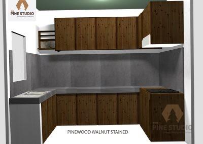 Simple Pantry Cupboard Design