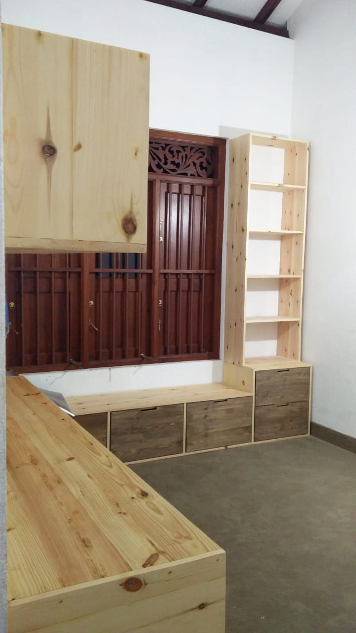 3D designed home furniture and completed projects, kottawa, colombo, Sri lanka