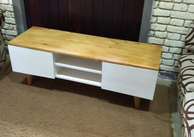 Pinewood TV Stand