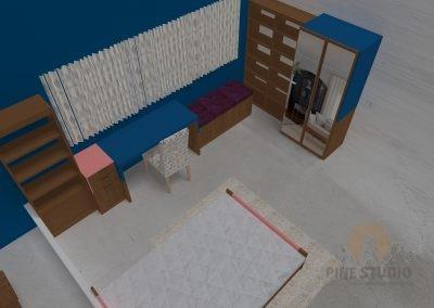 Mr. David's Daughters room Designs