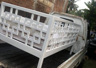 Bed Side Baby Cot/Sofa