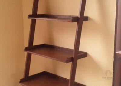 Ladder Lean Rack