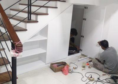 Under Stair Cupboard Den