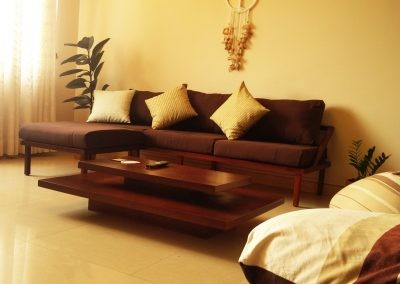 Pinewood Sofa