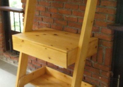 Ladder Lean Study Table