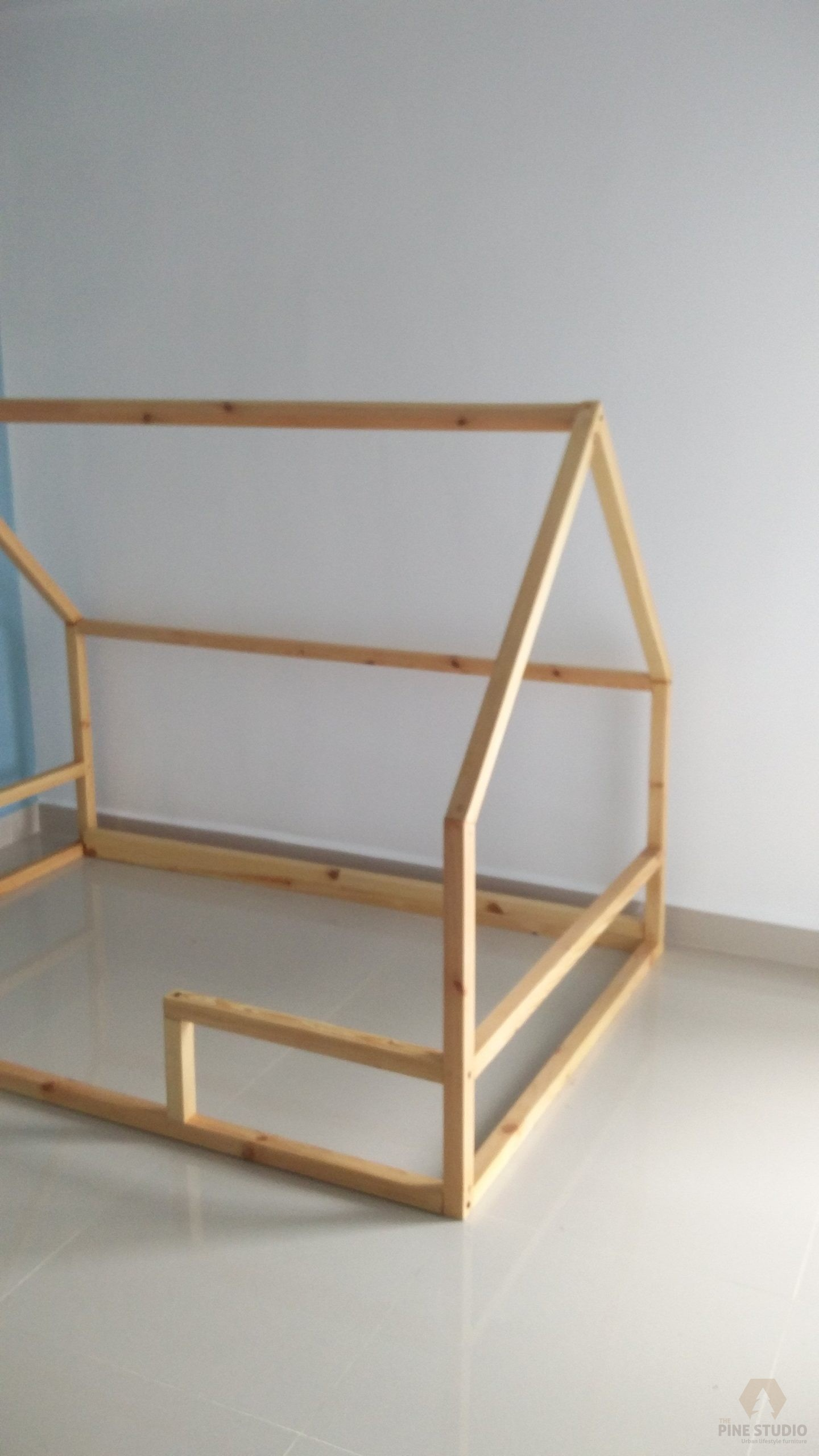 Kids Bed Frame The Pine Studio