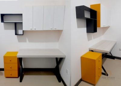 X Leged, Study Table, Storage and Chest of Drawers