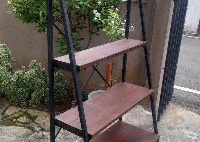 Lean Ladder Plant rack